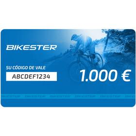 bikester.es Tarjeta regalo 1000 €
